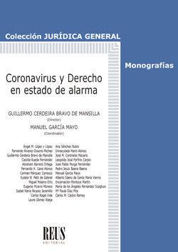 CORONAVIRUS Y DERECHO EN ESTADO DE ALARMA