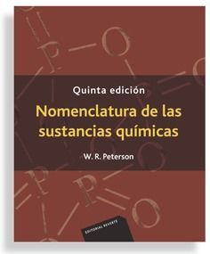 NOMENCLATURA DE LAS SUSTANCIAS QUIMICAS