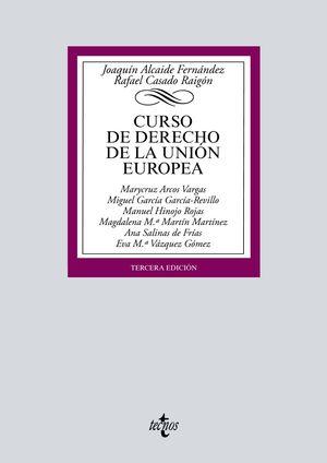 CURSO DE DERECHO DE LA UNIÓN EUROPEA