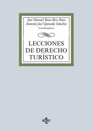 LECCIONES DE DERECHO TURÍSTICO