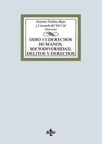 ODIO VS DERECHOS HUMANOS: SOCIODIVERSIDAD, DELITOS Y DERECHOS
