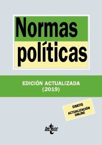 NORMAS POLÍTICAS (20ª -2019)