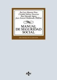 MANUAL DE SEGURIDAD SOCIAL (15ª 2019)