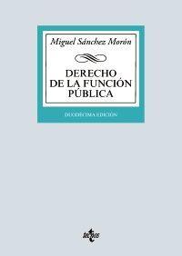 DERECHO DE LA FUNCION PÚBLICA