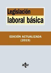 LEGISLACIÓN LABORAL BÁSICA (12ª -2019)