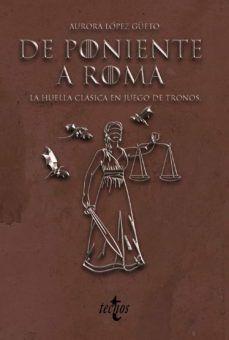 DE ROMA A PONIENTE