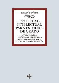 PROPIEDAD INTELECTUAL PARA ESTUDIOS DE GRADO