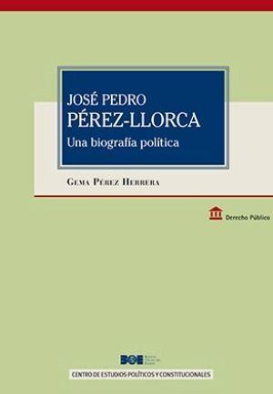 JOSÉ PEDRO PÉREZ LLORCA