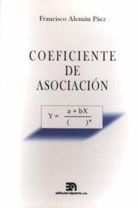 COEFICIENTE DE ASOCIACIÓN