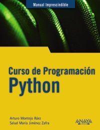 CURSO DE PROGRAMACIÓN PYTHON