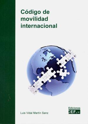 CODIGO DE MOVILIDAD INTERNACIONAL