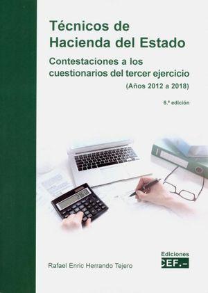 TÉCNICOS DE HACIENDA DEL ESTADO 2020