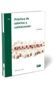 PRÁCTICA DE SALARIOS Y COTIZACIONES