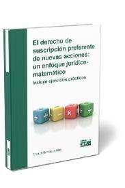 DERECHO DE SUSCRIPCION PREFERENTE DE NUEVAS ACCIONES: