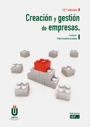 CREACION Y GESTION DE EMPRESAS