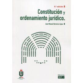 CONSTITUCION Y ORDENAMIENTO JURIDICO