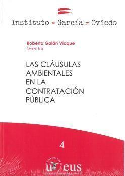 LAS CLAUSULAS AMBIENTALES EN LA CONTRATACION PUBLI