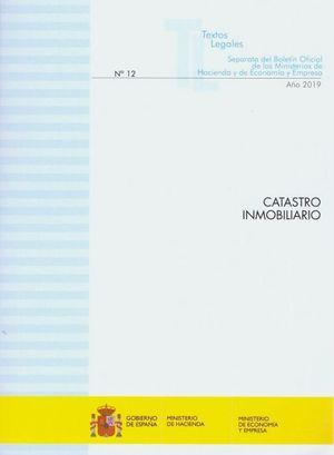 CATASTRO INMOBILIARIO 2019