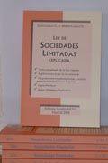 LEY DE SOCIEDADES LIMITADAS