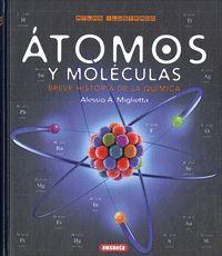 ATOMOS Y MOLÉCULAS.