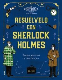 RESUÉLVELO CON SHERLOCK HOLMES