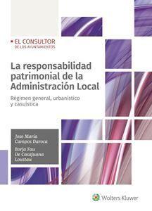 LA RESPONSABILIDAD PATRIMONIAL DE LA ADMINISTRACIÓN LOCAL