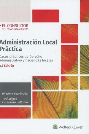 ADMINISTRACION LOCAL PRACTICA 2020