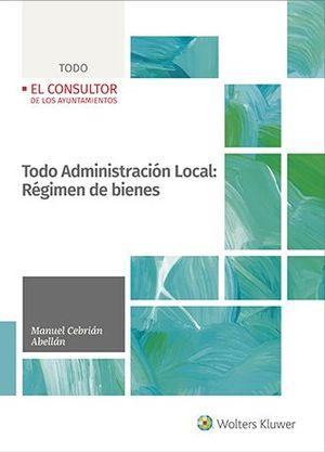 TODO ADMINISTRACIÓN LOCAL: TRANSPARENCIA Y PROTECCION DE DATOS