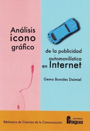 ANALISIS ICONOGRAFICO DE LA PUBLICIDAD AUTOMOVILISTICA EN INTERNE