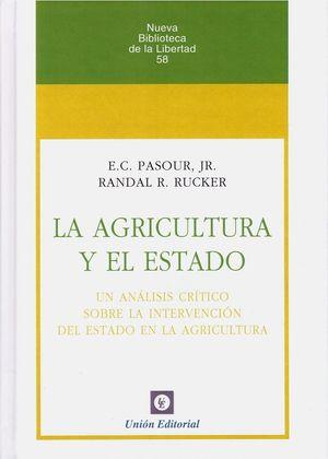 LA AGRICULTURA Y EL ESTADO