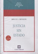 JUSTICIA SIN ESTADO 2019