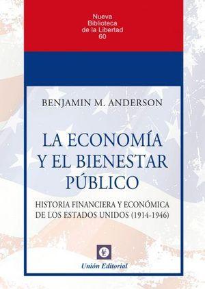 LA ECONOMIA Y EL BIENESTAR PUBLICO
