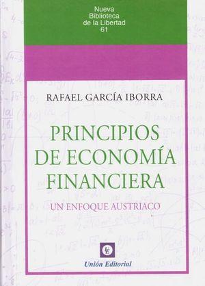 PRINCIPIOS DE ECONOMIA FINANCIERA
