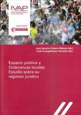 ESPACIO PUBLICO Y ORDENANZAS LOCALES