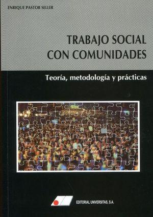 TRABAJO SOCIAL CON COMUNIDADES.