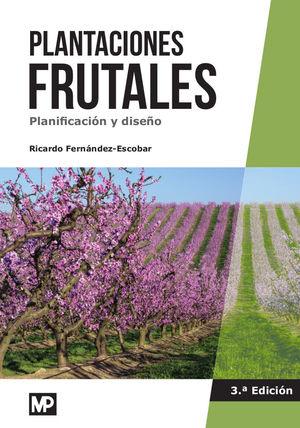 PLANTACIONES FRUTALES