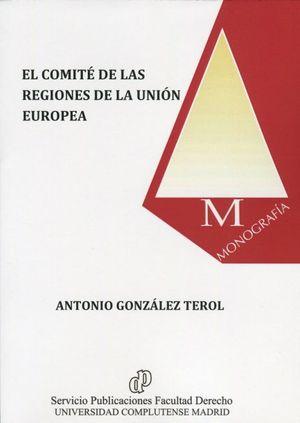 EL COMITE DE LAS REGIONES DE LA UNION EUROPEA