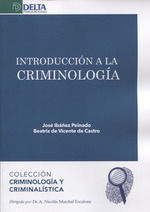 INTRODUCCION A LA CRIMINOLOGIA