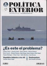 REVISTA POLITICA EXTERIOR. Nº 187. VOL. XXXIII