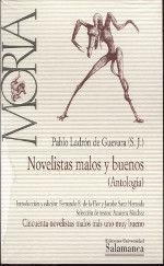 NOVELISTAS MALOS Y BUENOS (ANTOLOGÍA)