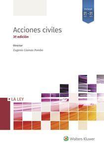 ACCIONES CIVILES (4 TOMOS)