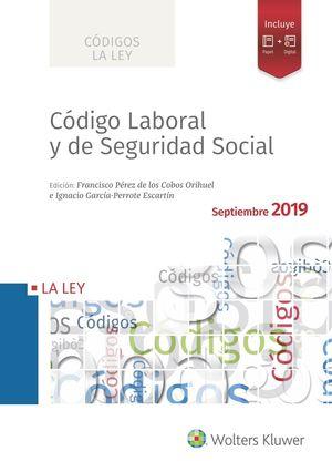 CODIGO LABORAL Y DE SEGURIDAD SOCIAL 2019
