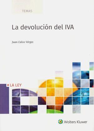 LA DEVOLUCION EN EL IVA