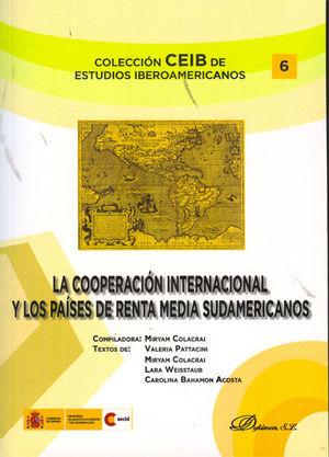 LA COOPERACIÓN INTERNACIONAL Y LOS PAÍSES DE RENTA MEDIA SUDAMERICANOS