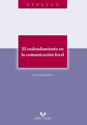 EL ENDEUDAMIENTO EN LA COMUNICACIÓN FORAL