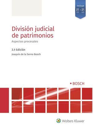 DIVISIÓN JUDICIAL DE PATRIMONIOS