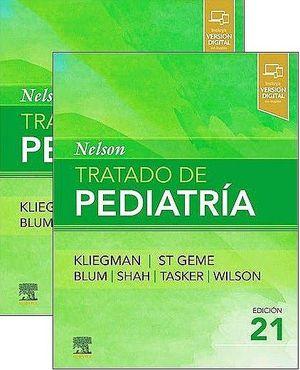NELSON. TRATADO DE PEDIATRÍA (2 VOLS.)
