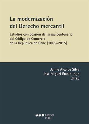 LA MODERNIZACION DEL DERECHO MERCANTIL