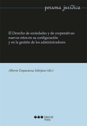EL DERECHO DE SOCIEDADES Y COOPERATIVAS: