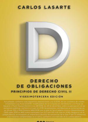 PRINCIPIOS DE DERECHO CIVIL, II